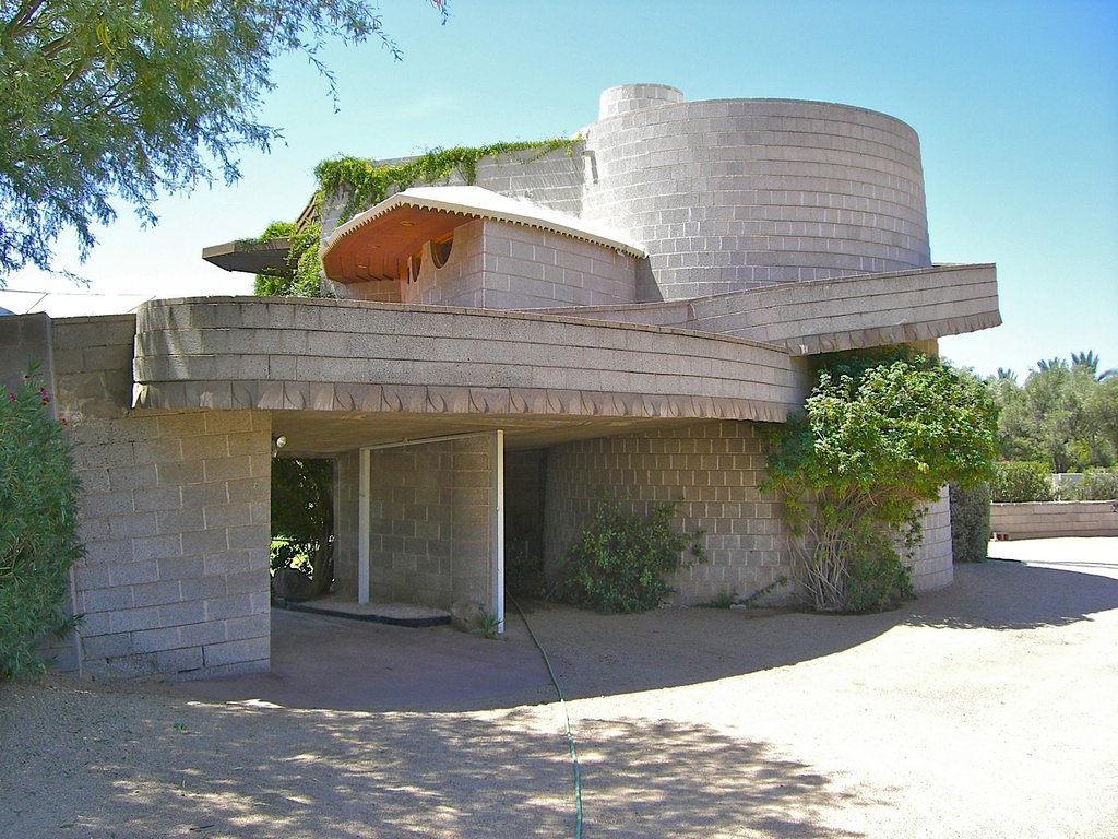 Frank Lloyd Wright Frank Lloyd Wright House In Phoenix Faces Bulldozers The New