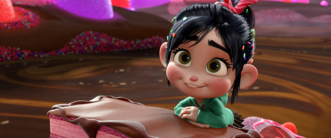 Bing Animated Wallpaper Wreck It Ralph With John C Reilly And Sarah Silverman