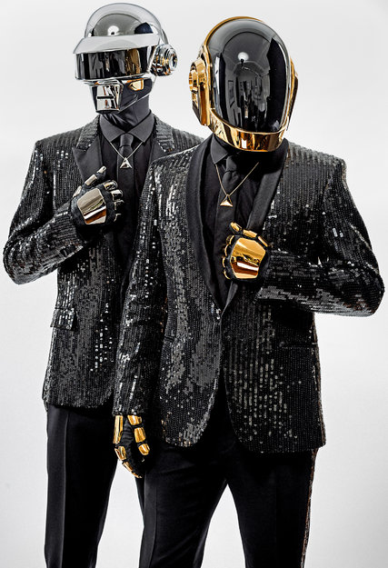 Dj Wallpaper Hd For Iphone Daft Punk Gets Human With A New Album The New York Times