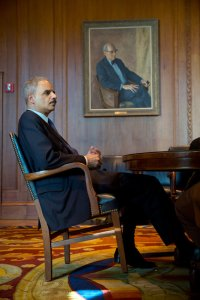 Holder Sees Way to Curb Bans on Gay Marriage