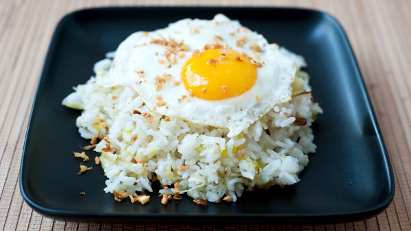Ginger Fried Rice Recipe Nyt Cooking