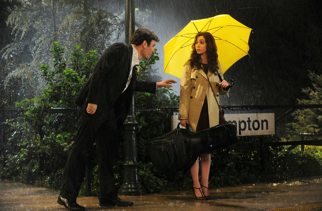 Good Quotes In The Story The Yellow Wallpaper How I Met Your Mother Gets Its Best Ratings For Finale