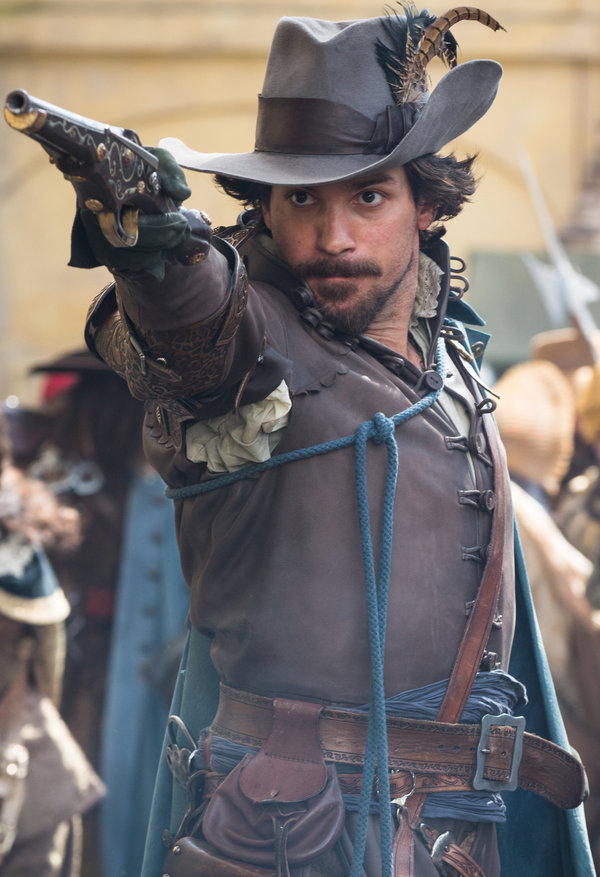How Bad Is Modern Music A New Version Of 'the Musketeers,' On Bbc America - The