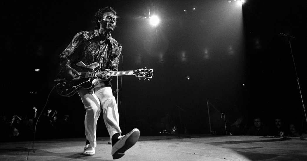 Girls Wallpapers With Attitude Chuck Berry Rock N Roll Pioneer Dies At 90 The New