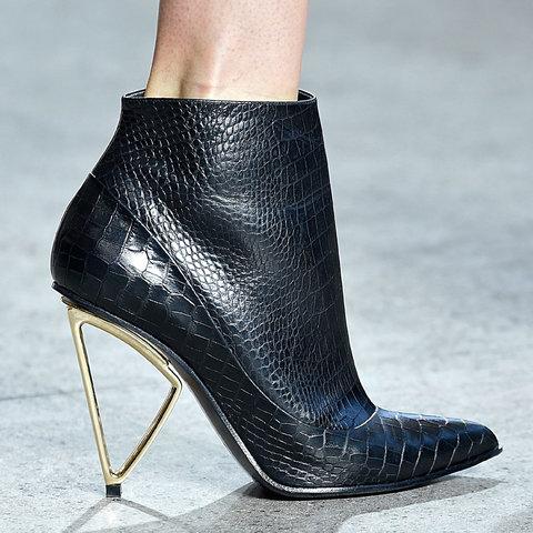 Jason Wu39s Subtle Yet Stunning Ankle Boots