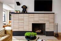 Should We Replace Our Dated Fireplace Surround? - The New ...