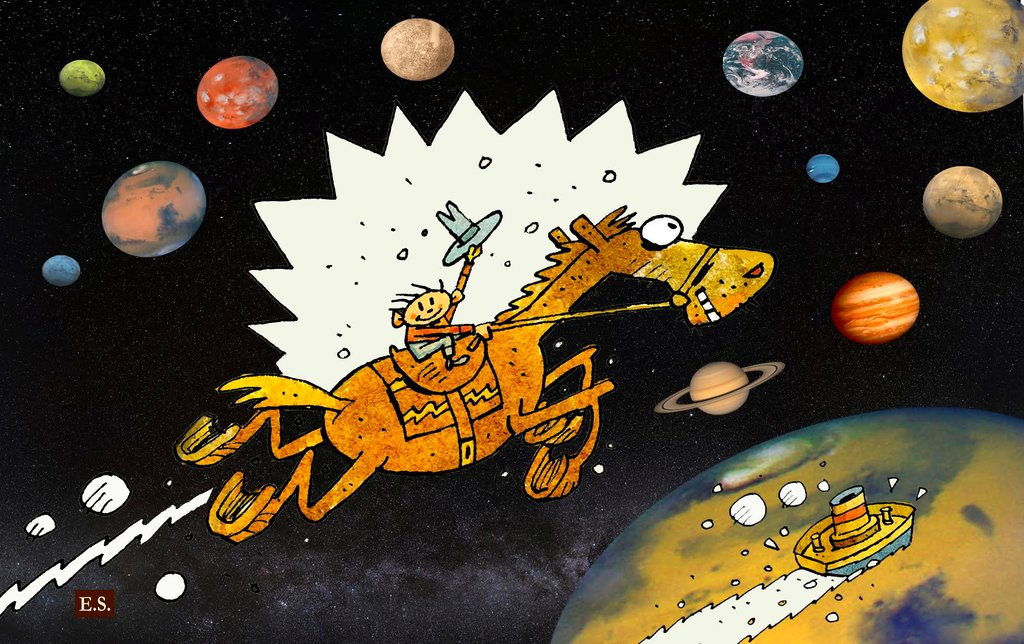 Summer of Science - How to Drive a Spacecraft 3 Billion Miles and