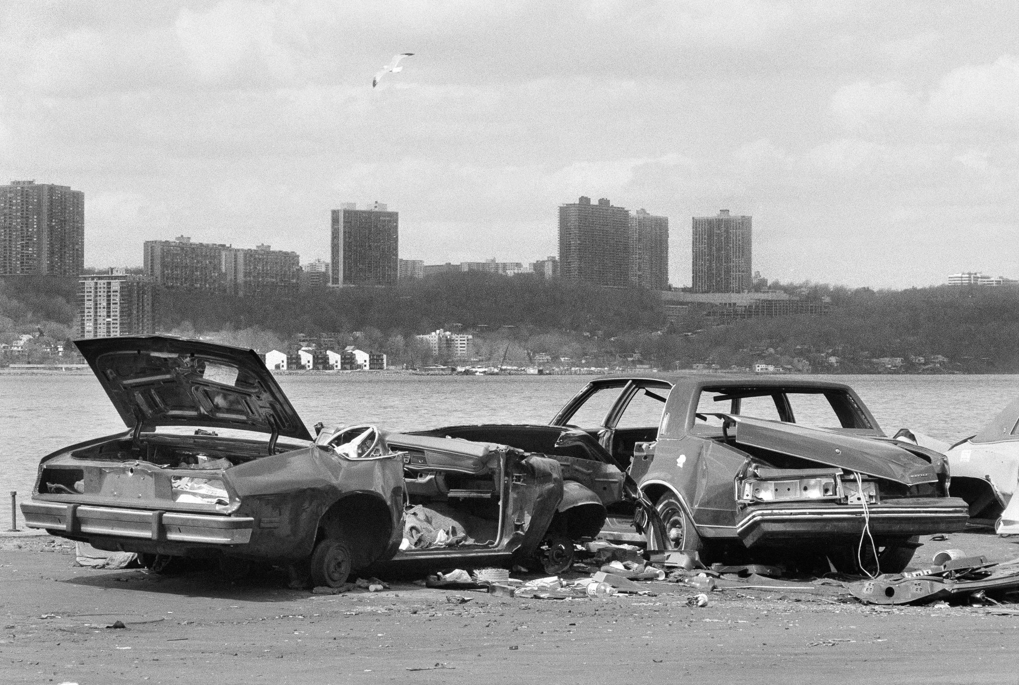 Cash Pool Liste Abandoned Cars Are A New York Memory The New York Times
