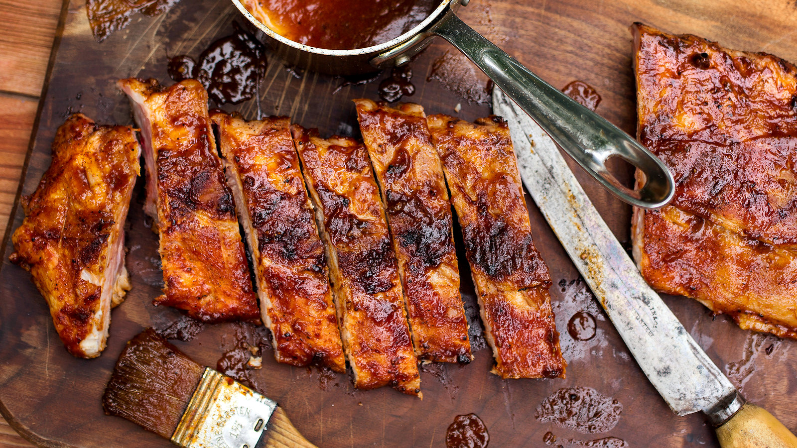 Grilled Baby Back Ribs Recipe Nyt Cooking
