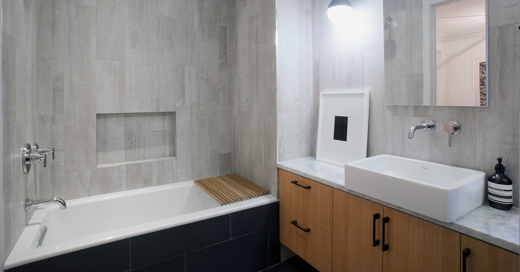 Renovating a Bathroom? Experts Share Their Secrets - The New York Times