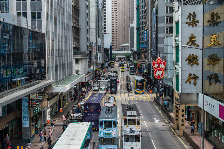 Old Time Car Wallpaper Hd Taking Over A Hong Kong Street For Pleasure Not Protest