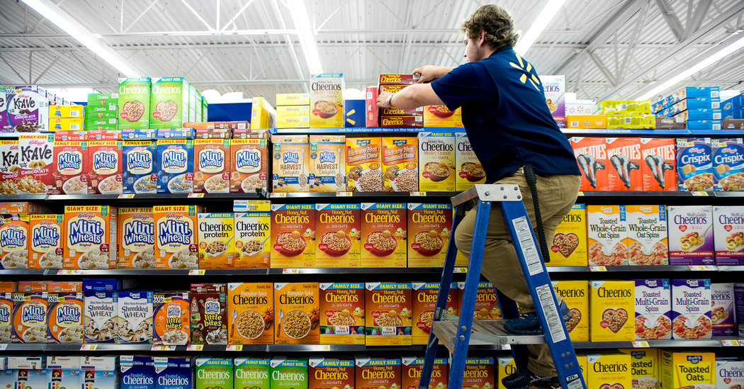 How Did Walmart Get Cleaner Stores and Higher Sales? It Paid Its