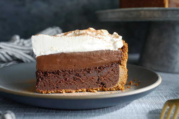 Mississippi Mud Pie Recipe - NYT Cooking