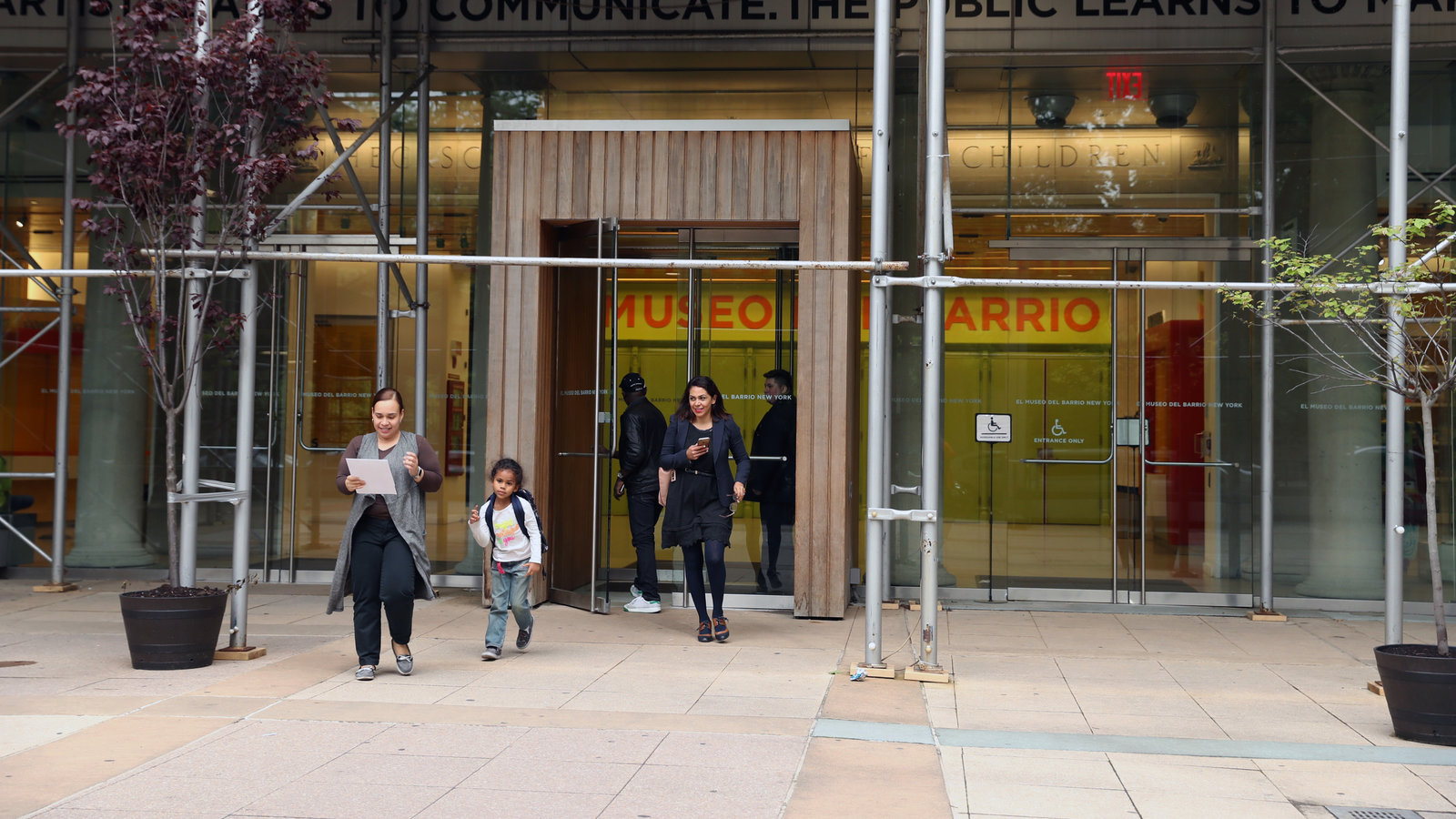 El Museo Del Barrio Art El Museo Del Barrio Fires Executive As New Director Faces