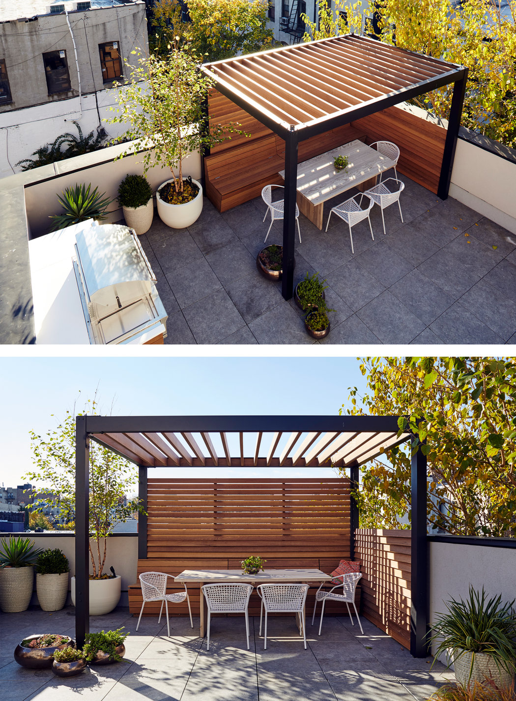Outdoor Patio Design Pictures Creating A Garden Oasis In The City The New York Times