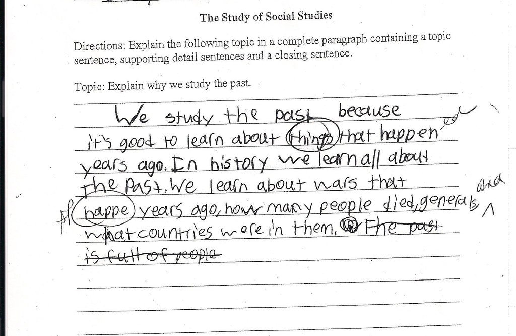 Why Kids Can\u0027t Write - The New York Times