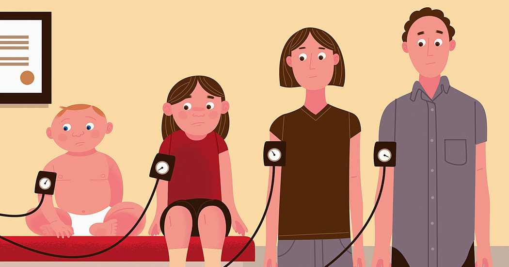 New Blood Pressure Guidelines for Children - The New York Times