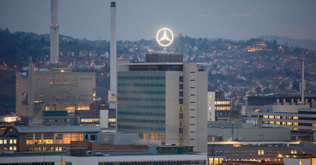 Price-Fixing Inquiry Moves From BMW to Daimler and Volkswagen - The