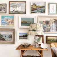 Creating a Gallery Wall? Dont Start Hammering Yet - The ...