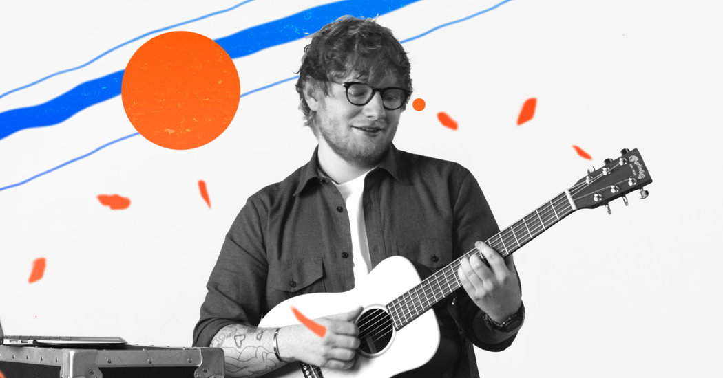 Shape of You\u0027 Was 2017\u0027s Biggest Track Here\u0027s How Ed Sheeran Made