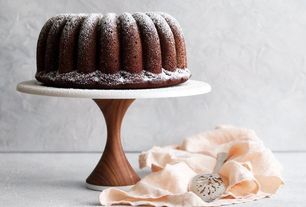 Whiskey Soaked Dark Chocolate Bundt Cake Recipe Nyt Cooking