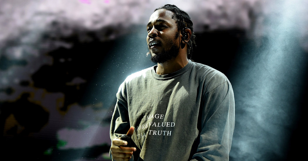 Kendrick Lamar Gives \u0027Black Panther\u0027 a Weighty Soundtrack - The New