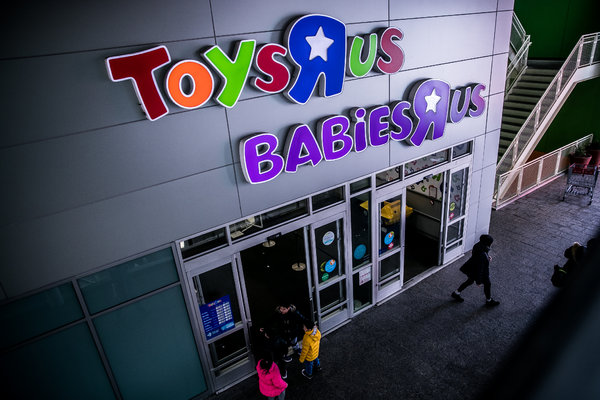 Toys R Us Case Is Test Of Private Equity In Age Of