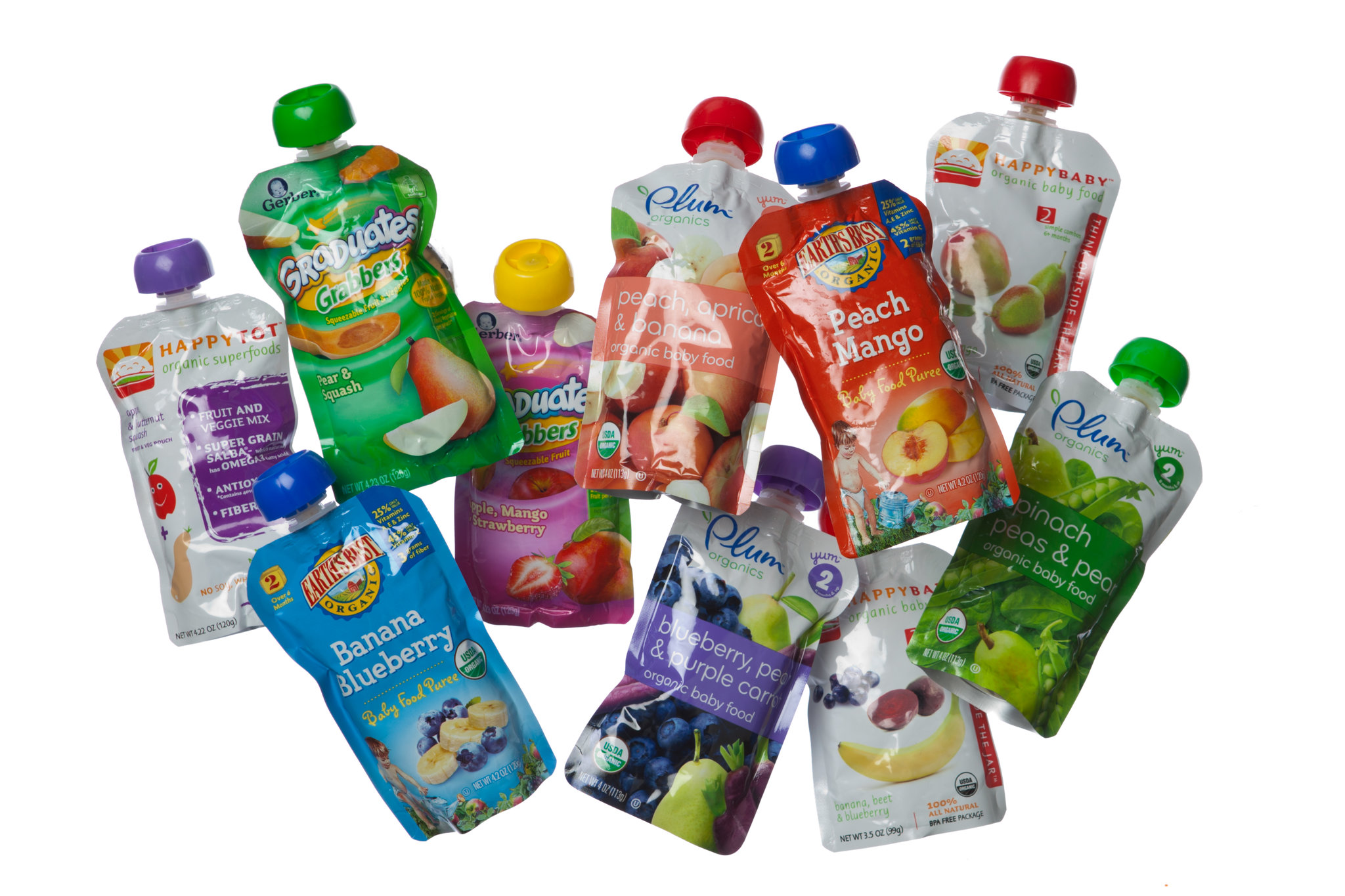 Baby Only Likes Ready Made Formula Rethinking Baby Food Pouches The New York Times