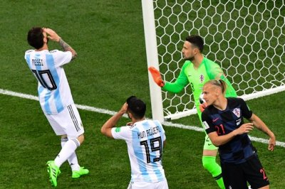 Croatia Buries Argentina's World Cup Hopes in a Deep Hole - The New York Times