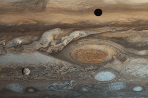 Mercury Hd Wallpaper 79 Moons Of Jupiter And Counting The New York Times