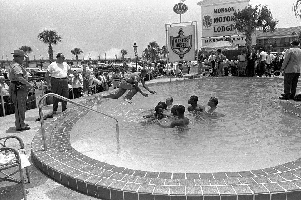 Racism at American Pools Isn\u0027t New A Look at a Long History - The