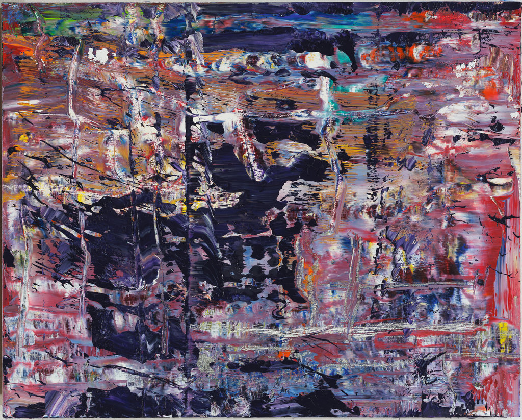 Abstrakte Bilder Gerhard Richter Titian And Gerhard Richter Keeping Faith With Painting 5