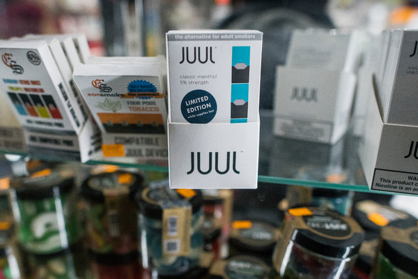 The Price of Cool A Teenager, a Juul and Nicotine Addiction - The