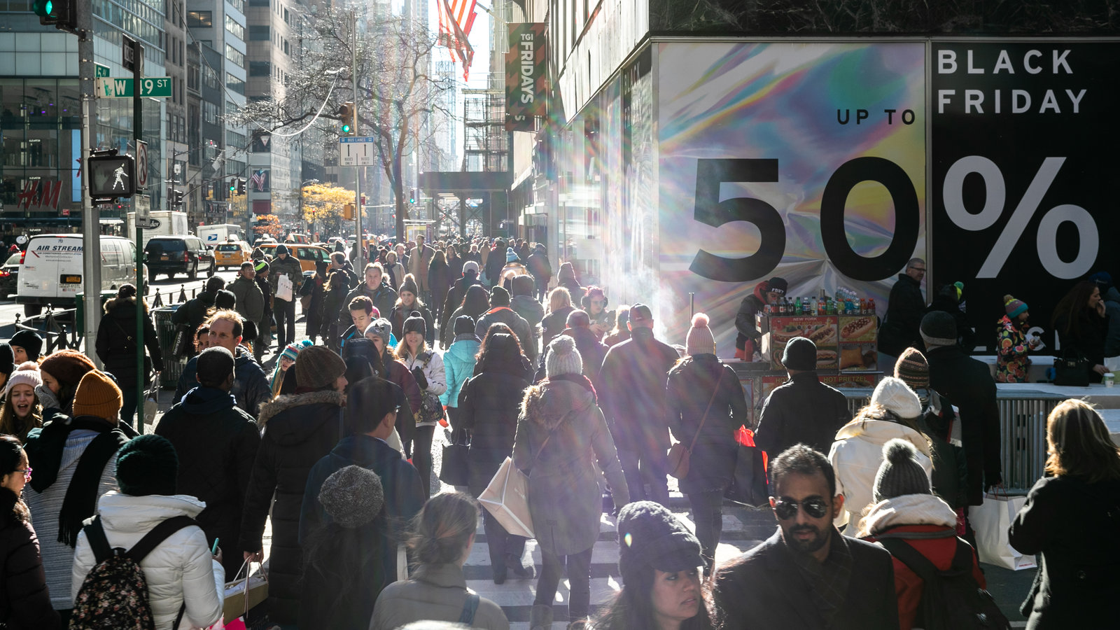 Black Friday 2018 A Not So Wild Day For American Shoppers The New York Times