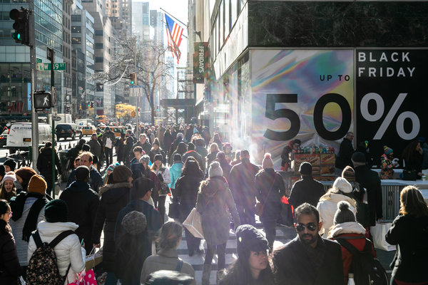 Black Friday 2018 A Not So Wild Day For American Shoppers