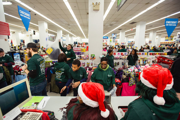 Toys And Toiletries Helping Needy Families Get What They