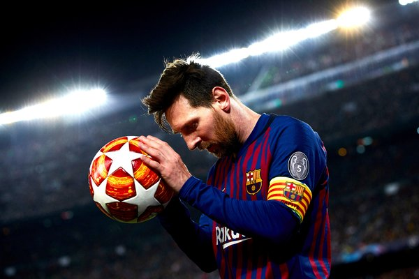 Merlin Wallpaper Hd A Genius In Full Bloom Lionel Messi Lifts Barcelona The