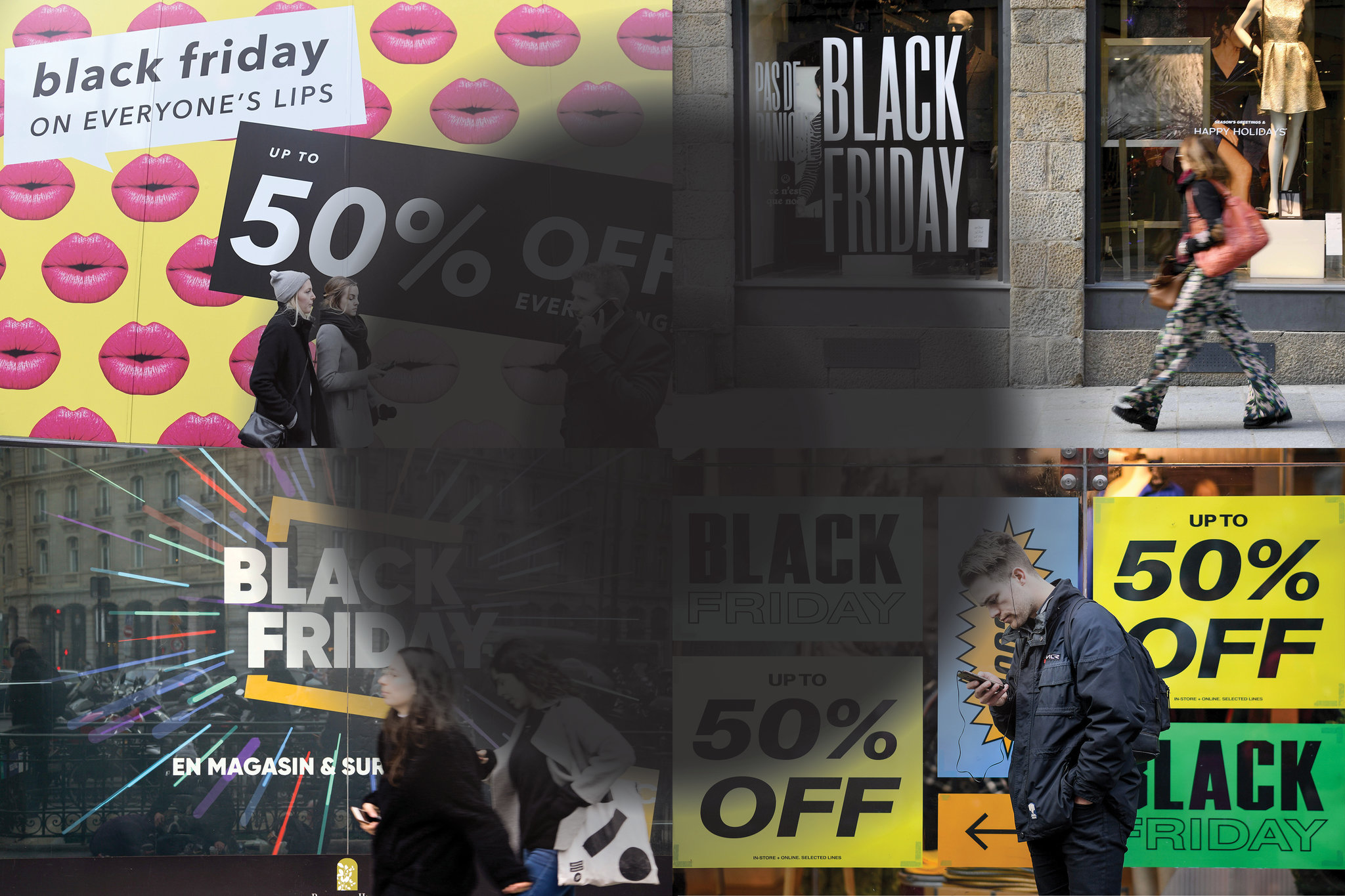 What Does Black Friday Even Mean Anymore The New York Times