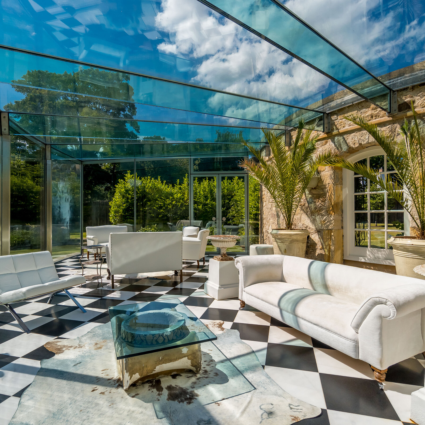 House Hunting In Scotland Vintage Mansion Meets Modern Style For 2 Million The New York Times - Garden Furniture Clearance Edinburgh