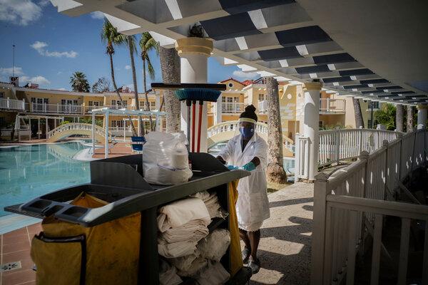 Cuba tiene la idea de atraer a los turistas a la isla al ofrecerles sol y una inyección de su vacuna.