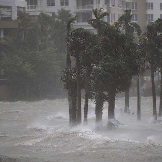 Maps Tracking Hurricane Irma\u0027s Path Over Florida - The New York Times