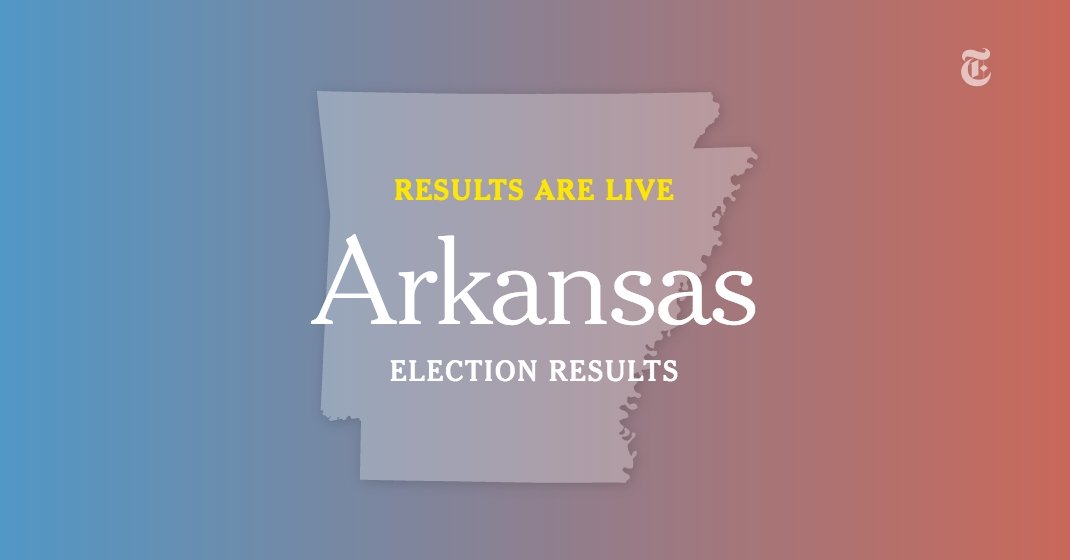 Arkansas Election Results - The New York Times