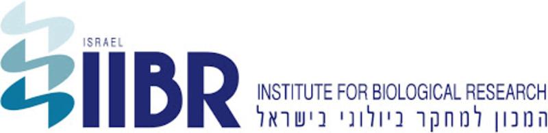 Logotipo del Instituto de Investigaciones Biológicas de Israel
