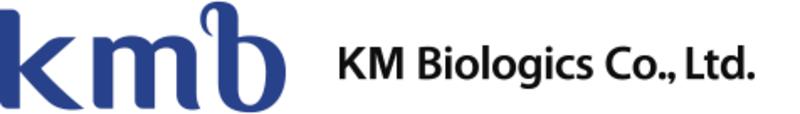 Logotipo de KM Biologics