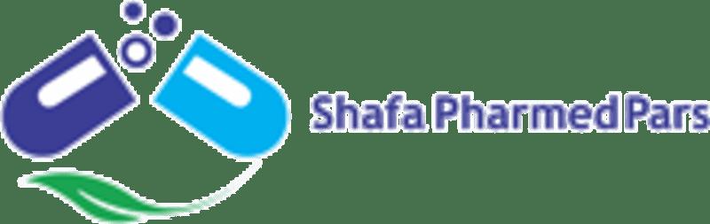 Logotipo de Shafa Pharmed Pars