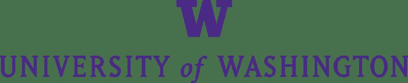 Logotipo de la Universidad de Washington