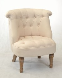 Buy a small bedroom chair for an accent piece to your room