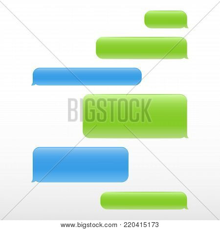 Short Message Service Vector  Photo (Free Trial) Bigstock