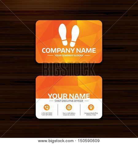 Business Visiting Card Template Vector  Photo Bigstock - printable credit card template