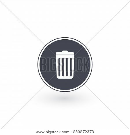 Delete Icon , Trash Vector  Photo (Free Trial) Bigstock